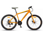 "Progear Surge MTB Men's 17"" / 43cm Bike - Orange 1"
