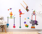 Circus Animals Wall Decals 1