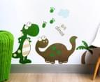 Dinosaur & Palm Tree Wall Decal 1