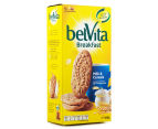 2 x Belvita Milk & Cereals Breakfast Biscuits 300g 2