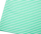 Bonds Baby Stretchies Chesty - Lime Green & White Stripe 5