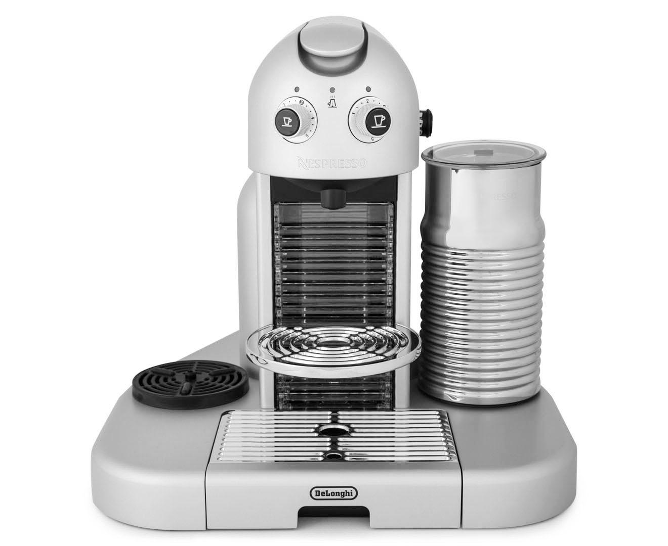 Delonghi Coffee Maker Heating Element : Scoopon Shopping DeLonghi Nespresso Gran Maestria Coffee Machine - Silver