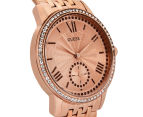 GUESS Women's 39mm Gramercy Watch - Rose Gold 2