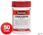 Swisse Ultiboost Cinnamon 50 Tablets 1