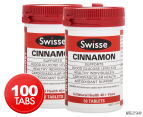 2 x Swisse Ultiboost Cinnamon 50 Tablets 1