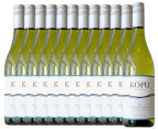 12 x Kopu Marlborough Sauvignon Blanc 2015 750mL 1