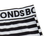 2 x Bonds Boys' Fit Trunk - Stripe 28 2