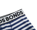 Bonds Boys' Fit Trunk - Stripe 36 3