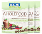 3 x Bioglan SuperFoods Wholefood Smoothie Cacao Mint 10pk 1
