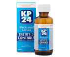 KP24 Head Lice Medicated Lotion, Foam & Comb Kit 3