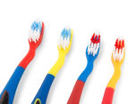 Marvel Heroes Kids Toothbrushes 4pk 3