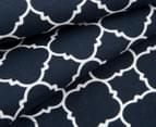 Sheridan Branford 51x76cm 4-Pack Tea Towel Set - Navy 3
