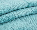 Luxury Living 70x140cm Bath Towel 4-Pack - Turquoise 2