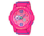 Casio Baby-G Women's 42mm BGA180-4B3 Watch - Pink 1