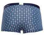 Calvin Klein One Men's Low Rise Trunk - Geo Star 2