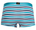 Calvin Klein One Men's Low Rise Trunk - Watson Stripe 2