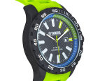Yamaha By TW Steel Y10 45mm Watch - Green/Black 2