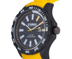 Yamaha By TW Steel Y12 45mm Watch - Yellow/Black 3