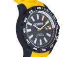 Yamaha By TW Steel Y12 45mm Watch - Yellow/Black 2