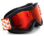 Bollé Kids' Volt Snow Goggles - Black/Citrus 2