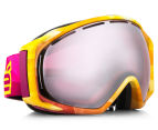 Bollé Gravity Snow Goggles - Sunburst/Vermilion Gun 2