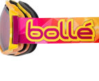 Bollé Gravity Snow Goggles - Sunburst/Vermilion Gun 5