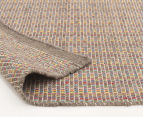 Scandi Floors Artisan Wool 280x190cm Rug - Grey 4