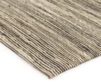 Scandi Floors Artisan Hemp 280x190cm Rug - Black 2