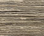 Scandi Floors Artisan Hemp 280x190cm Rug - Black 5