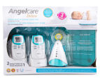 Angelcare Deluxe Movement & Sound Monitor 2