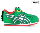 ASICS Toddler Animal Pack Croc Shoe - Green/Red 1