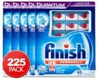5 x Finish Quantum Powerball with Baking Soda Dishwashing Caps 45pk 1