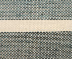 Scandi Floors Artisan Wool 225x155cm Rug - Teal 5