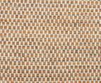 Scandi Floors Artisan Wool 225x155cm Rug - Rust 5