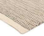 Scandi Floors Artisan Wool 280x190cm Rug - Natural 2