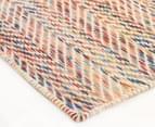 Scandi Floors Artisan Wool 280x190cm Rug - Multi 2