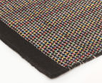 Scandi Floors Artisan Wool 280x190cm Rug - Black 2