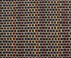 Scandi Floors Artisan Wool 320x230cm Rug - Black 5