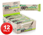 12 x Balance 100% Natural High Protein Bar Pistachio, Cranberry & Cacao 60g 1