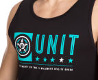 Unit Men's Fort Tank - Black 5
