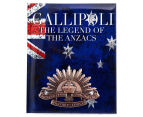 Gallipoli: The Legend Of The Anzacs Book 1