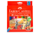 Faber-Castell Classic Colour Pencils 48-Pack 1