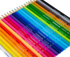 STAEDTLER Ergo Soft Triangular Coloured Pencils 24-Pack 2
