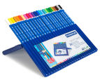 STAEDTLER Ergo Soft Aquarell Triangular Watercolour Pencils 24-Pack 2