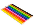 STAEDTLER Noris Club Maxi Learner Coloured Pencils 200-Pack 4