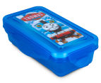 Zak! Thomas the Tank Engine 4-Piece Lunch Set - Blue/Red 4