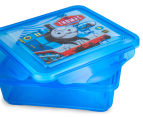 Zak! Thomas the Tank Engine 4-Piece Lunch Set - Blue/Red 6