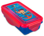 Zak! Jake & the Never Land Pirates 4-Piece Lunch Set - Blue 4