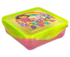 Zak! Dora the Explorer 4-Piece Lunch Set - Pink 3
