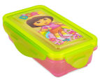 Zak! Dora the Explorer 4-Piece Lunch Set - Pink 4